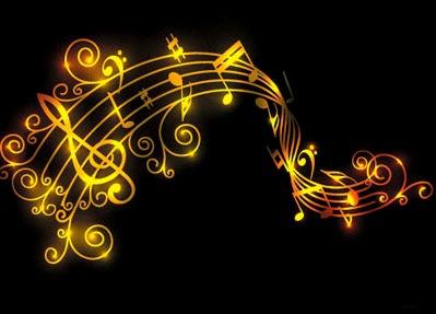 نت های قطعات موسیقی
